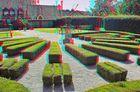 Sonnenuhr (3D für Rot/Cyan Brille)