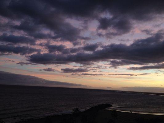 Sonnenuntergamg Playa del Ingles 2012