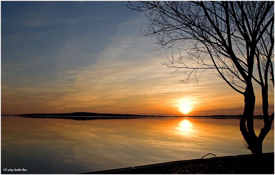 *Sonnenuntergang*