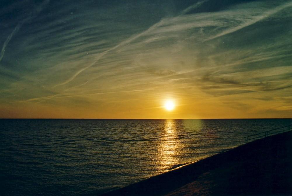 Sonnenuntergang 2 Büsum