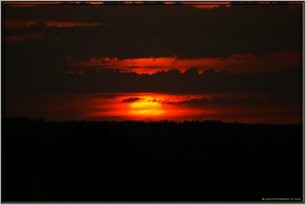 Sonnenuntergang 20_06_2008