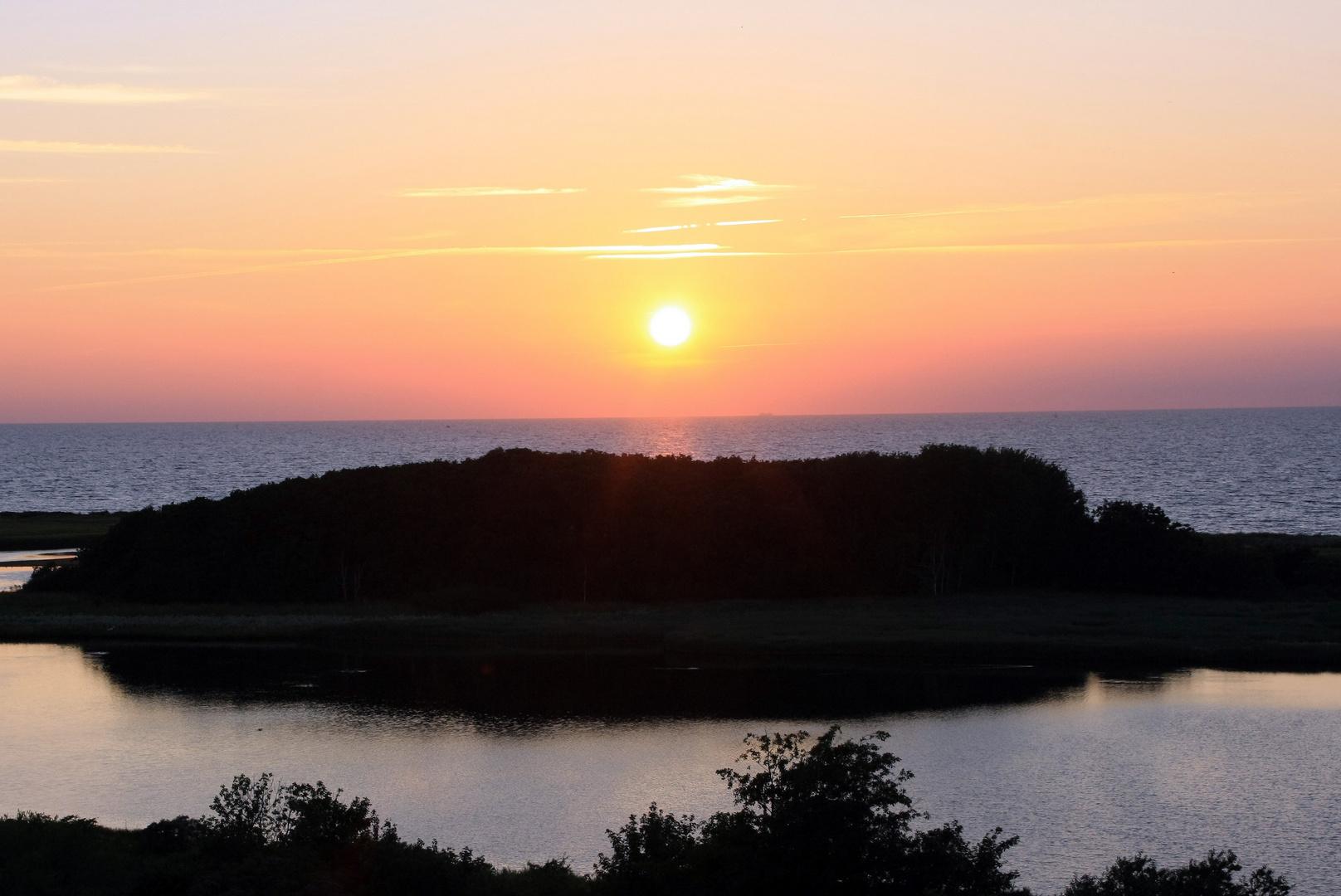 Sonnenuntergang 2010