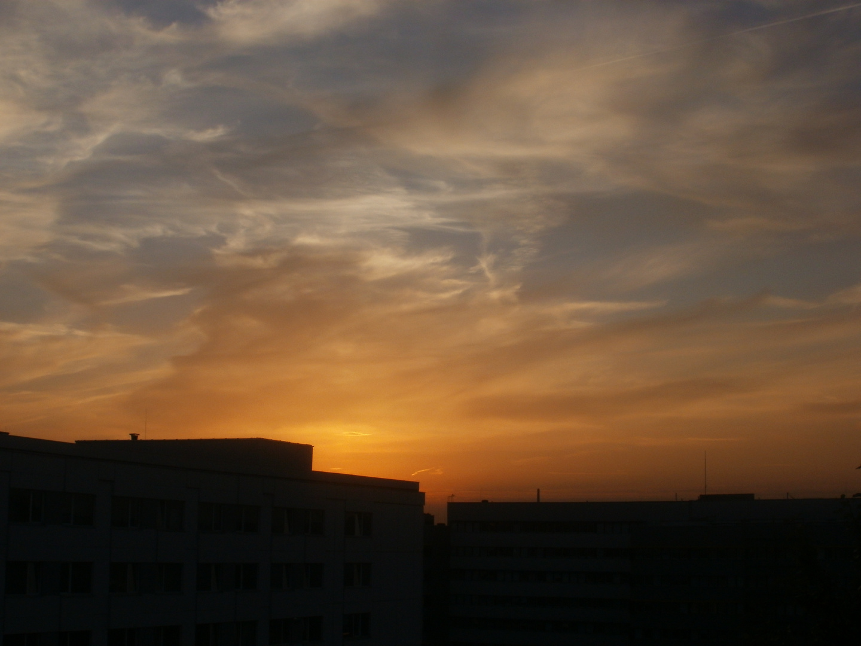 Sonnenuntergang 2012
