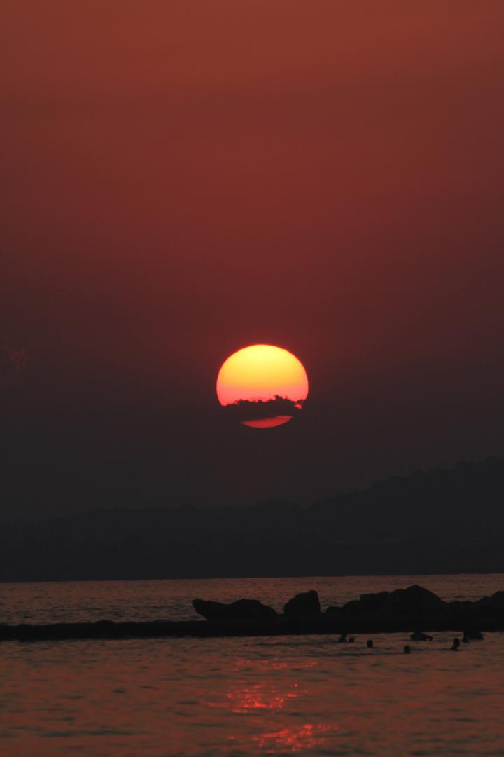 Sonnenuntergang 28.06.2013 (3)