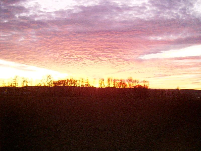 Sonnenuntergang 2.Versuch