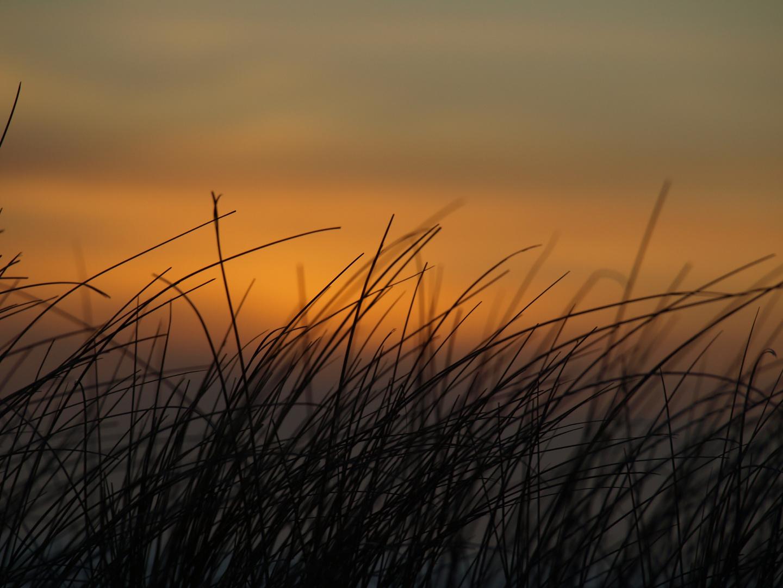 Sonnenuntergang.....