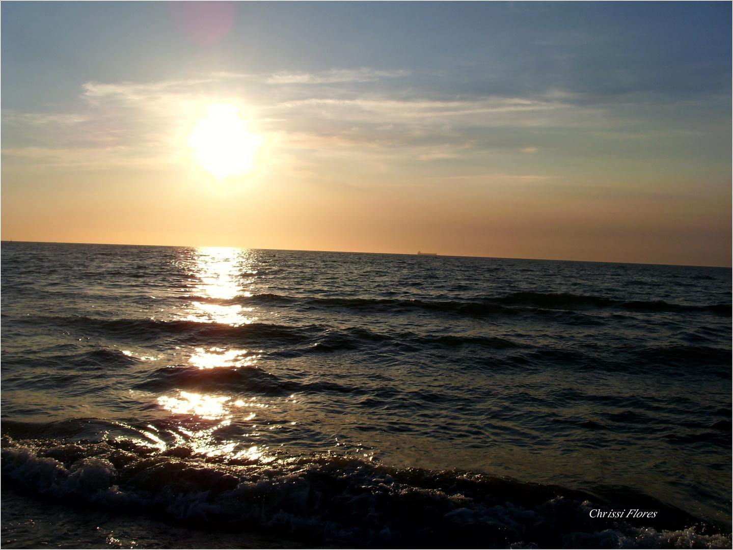 Sonnenuntergang :-)