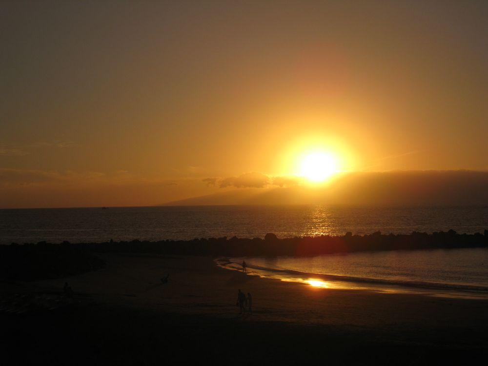 Sonnenuntergang by LadyTi