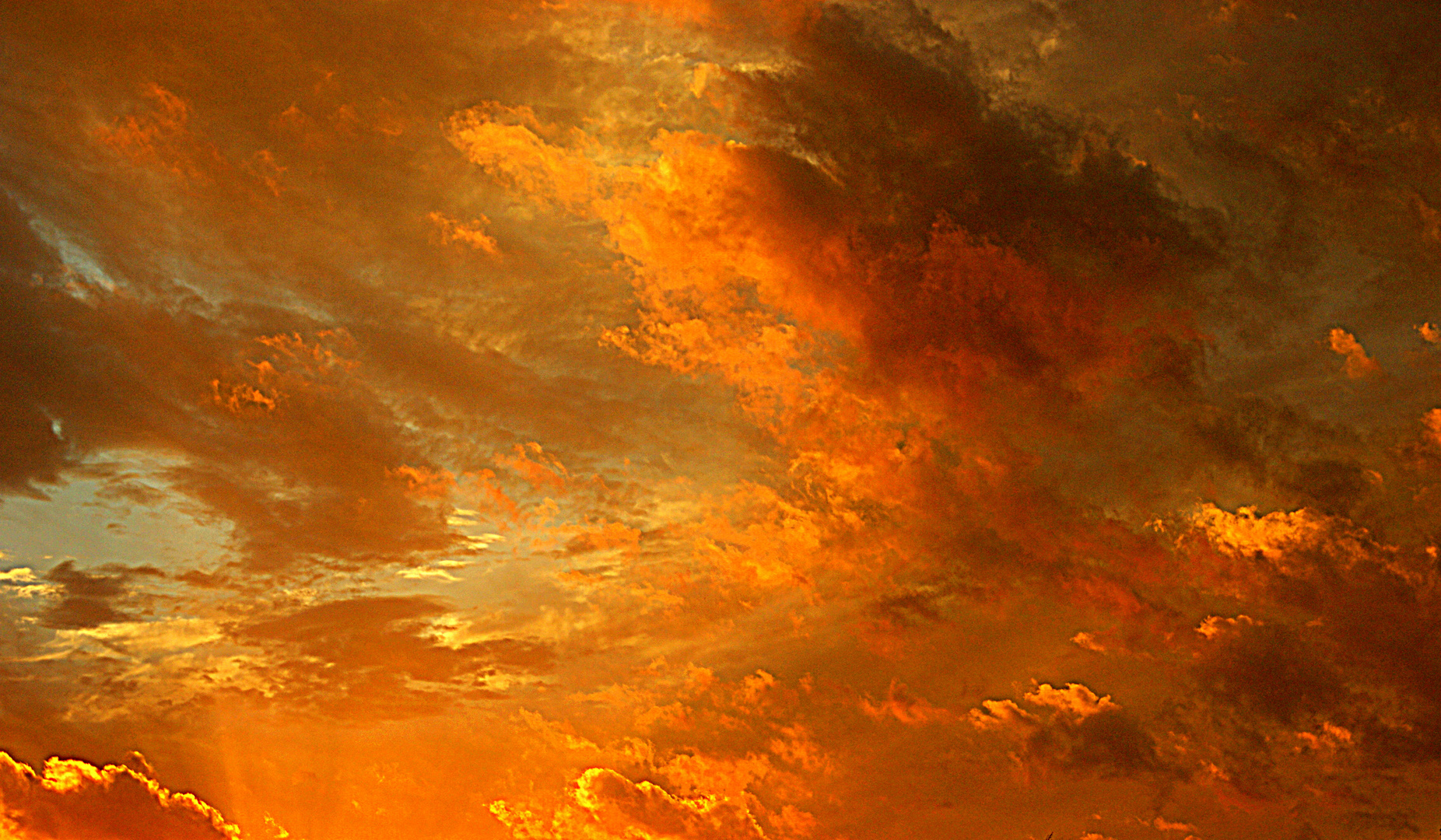 Sonnenuntergang à la deluxe