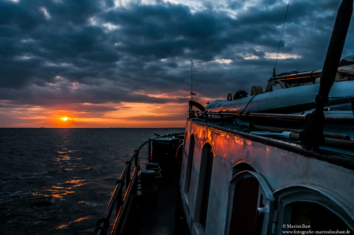 Sonnenuntergang............