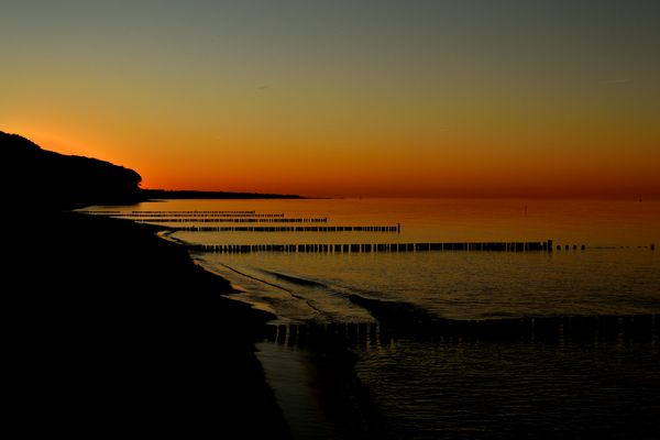 *** Sonnenuntergang ***