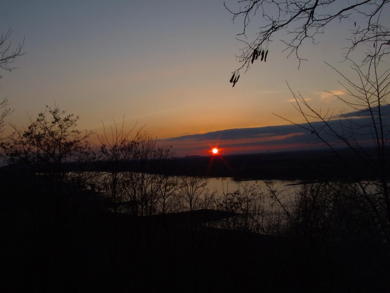Sonnenuntergang Alsumer Halde 2