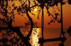 Sonnenuntergang am Big Buddha auf Koh Samui