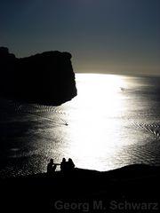 Sonnenuntergang am Kap Formentor