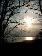 Sonnenuntergang am Kolpinsee