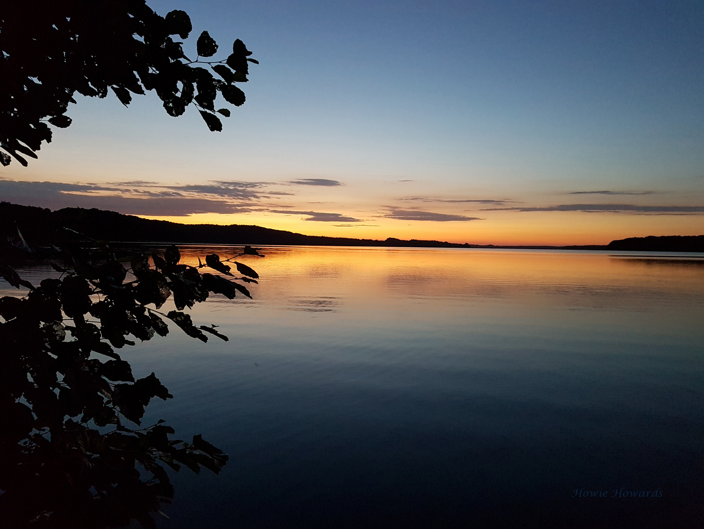 Sonnenuntergang am Ratzeburger See