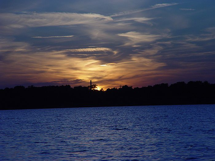 Sonnenuntergang an der Costa Cospuda