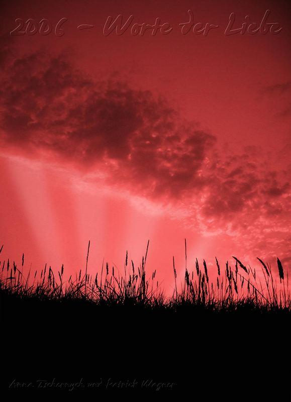 Sonnenuntergang an der Ostsee bei Süssel