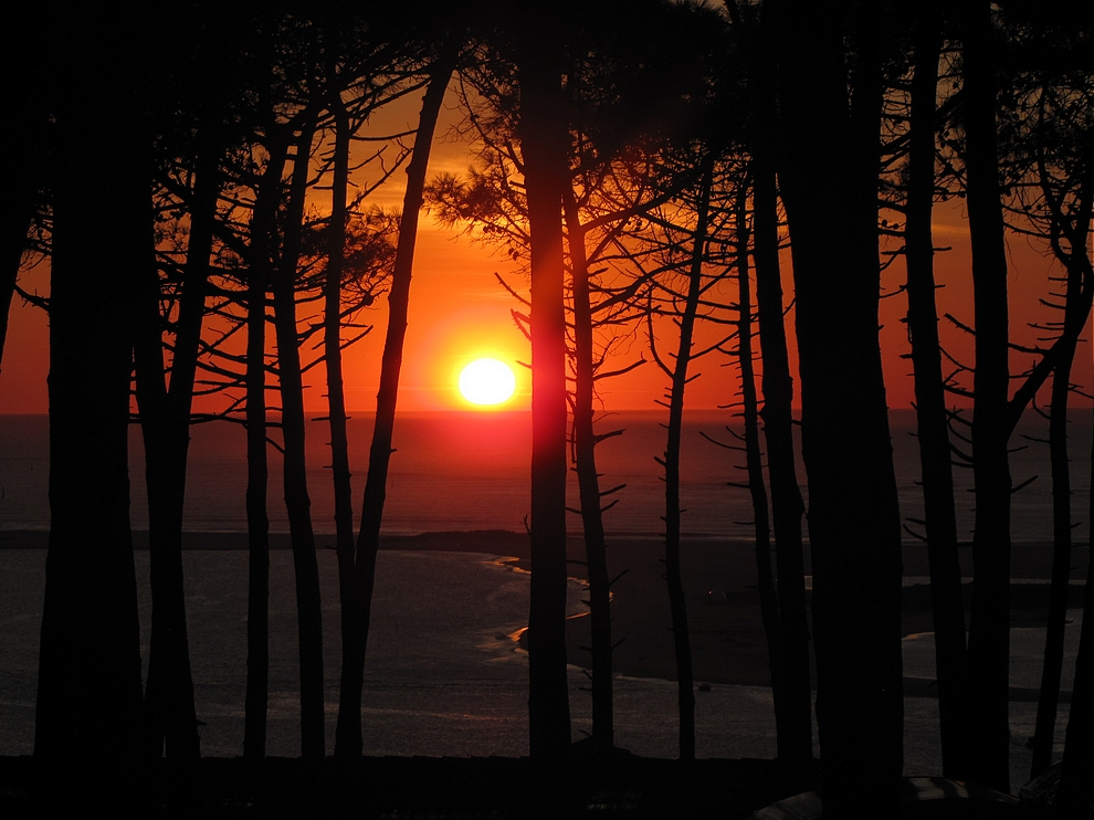Sonnenuntergang Atlantik 2