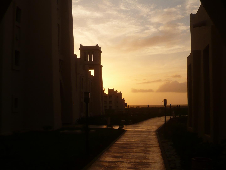 Sonnenuntergang auf Boa Vista