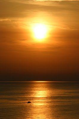 Sonnenuntergang auf Dugi Otok