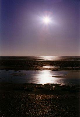 Sonnenuntergang auf Fanoe