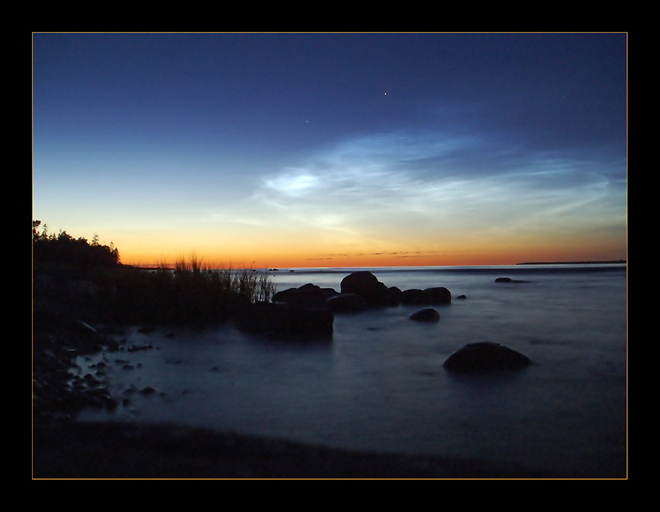 Sonnenuntergang auf Gotland _02