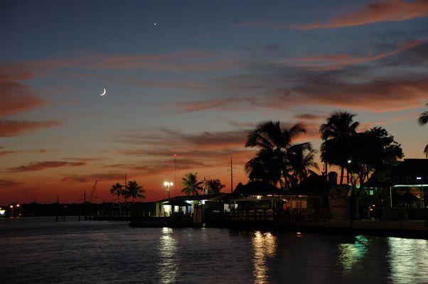 Sonnenuntergang auf Islamorada