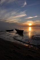 Sonnenuntergang auf Ko Phangan