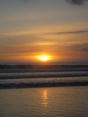 Sonnenuntergang (Bali)