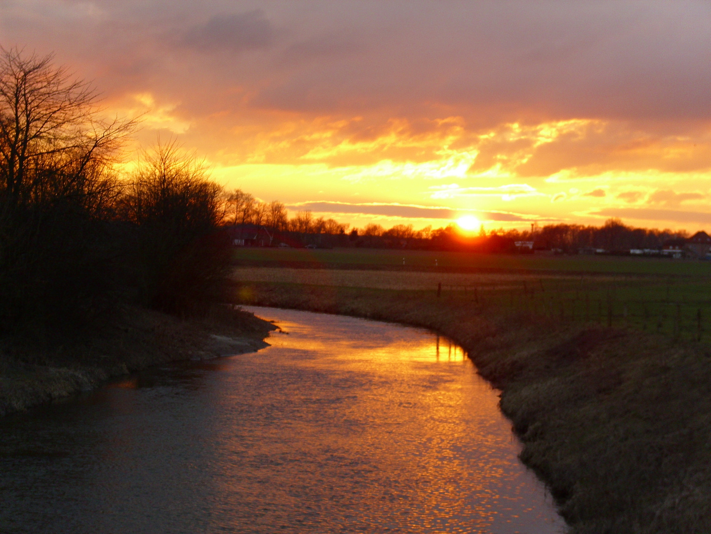 Sonnenuntergang.. :)