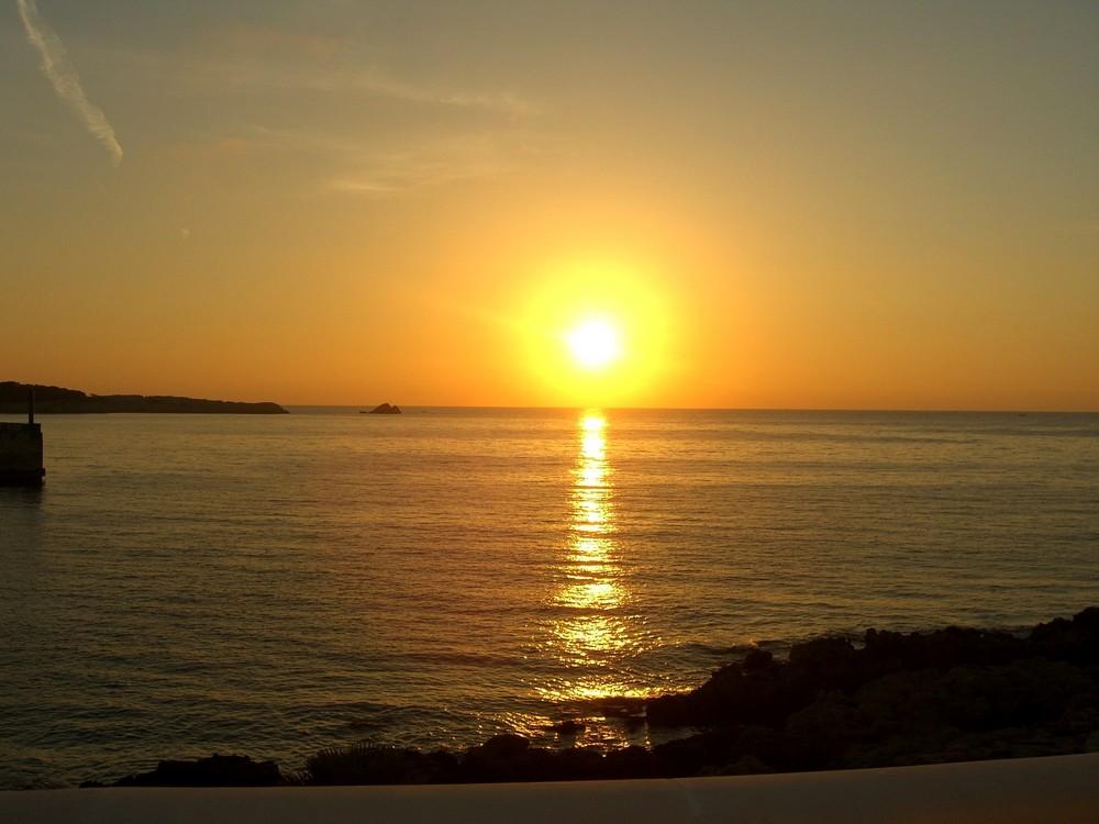 Sonnenuntergang Cala Ratjada
