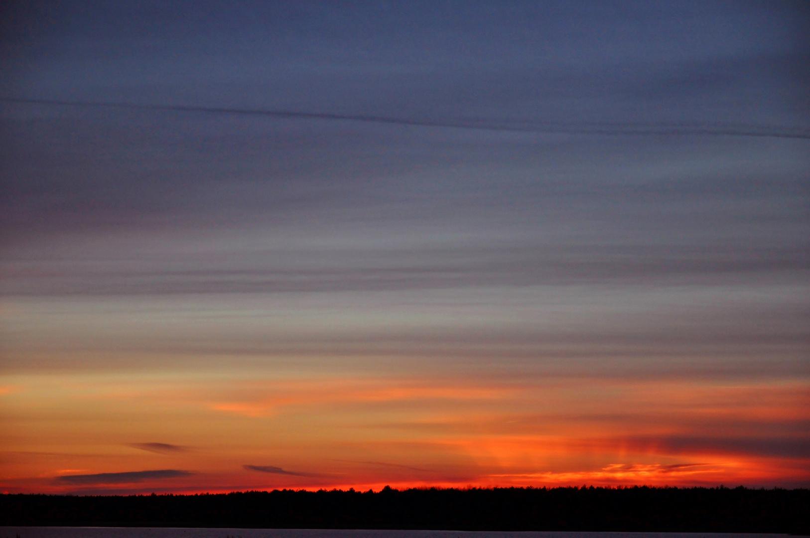 .Sonnenuntergang.