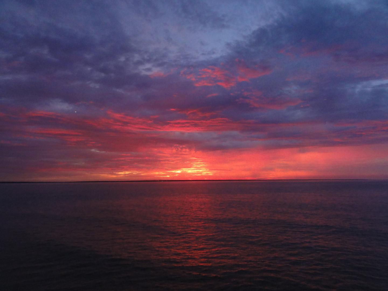 Sonnenuntergang Darwin (Australien)