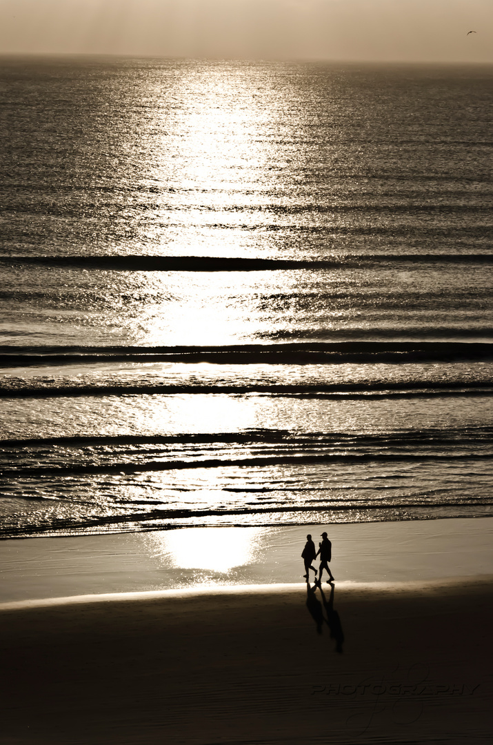 Sonnenuntergang Daytona Beach