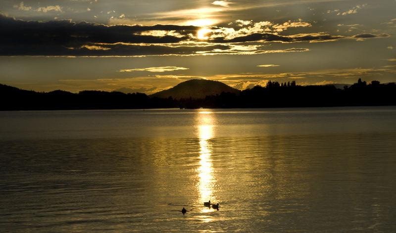 Sonnenuntergang, der 3. Mammerner