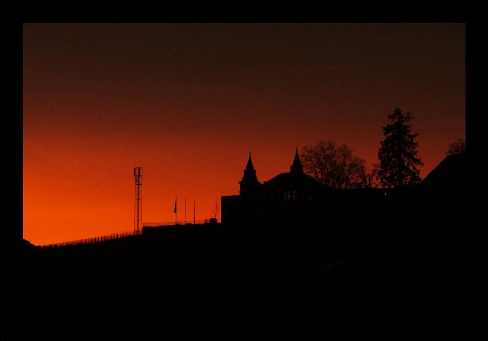 Sonnenuntergang der Superlative.