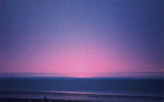 Sonnenuntergang, die X-te