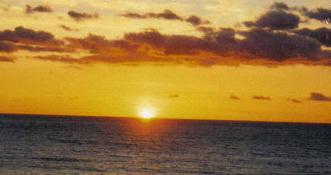 Sonnenuntergang DK