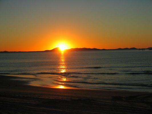 Sonnenuntergang 'Down Under'