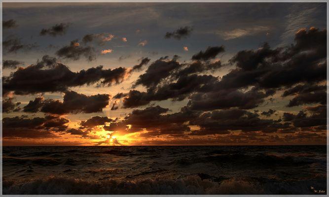 Sonnenuntergang einmal anders