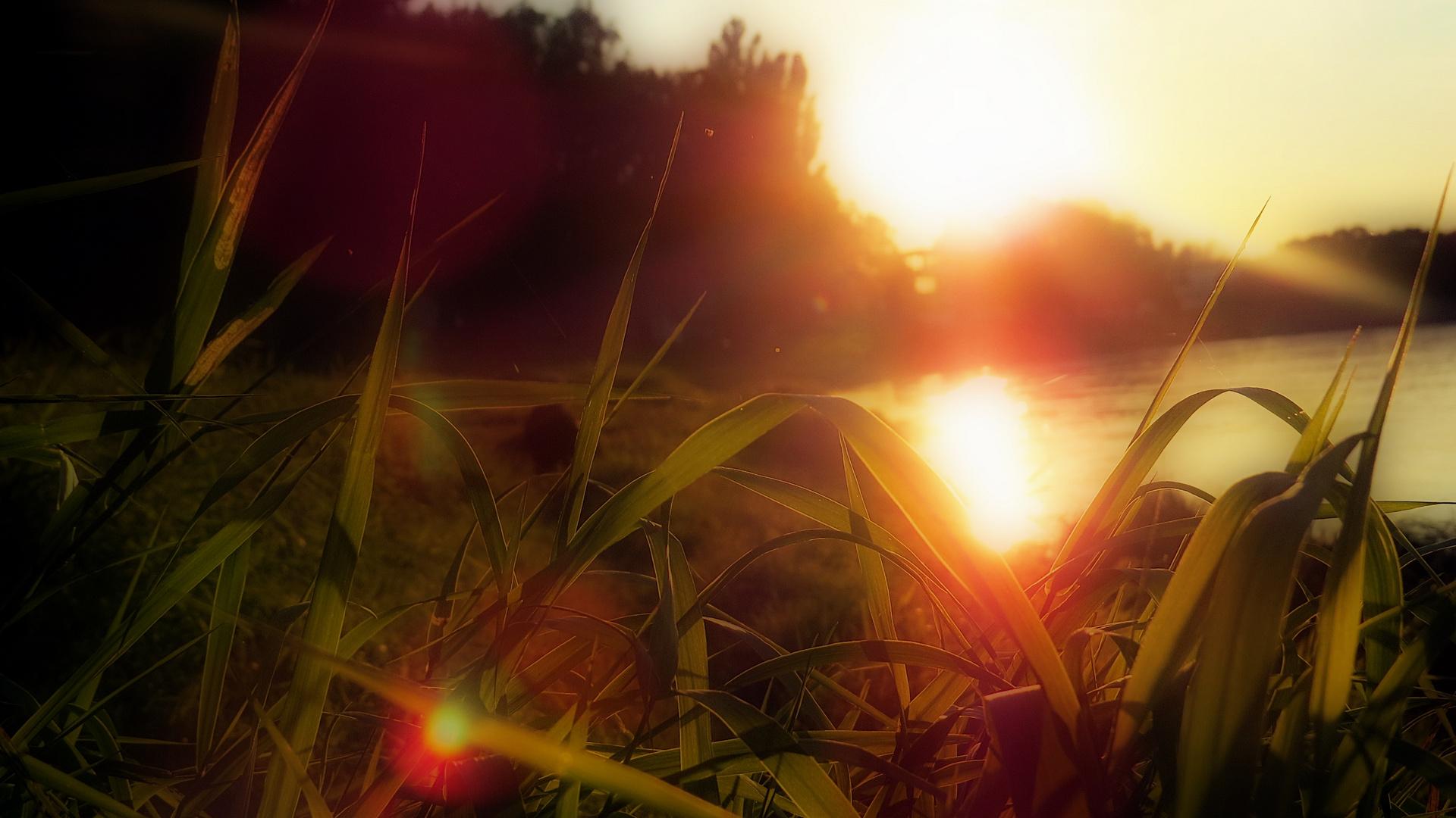 "Sonnenuntergang - ""Feenblick"""
