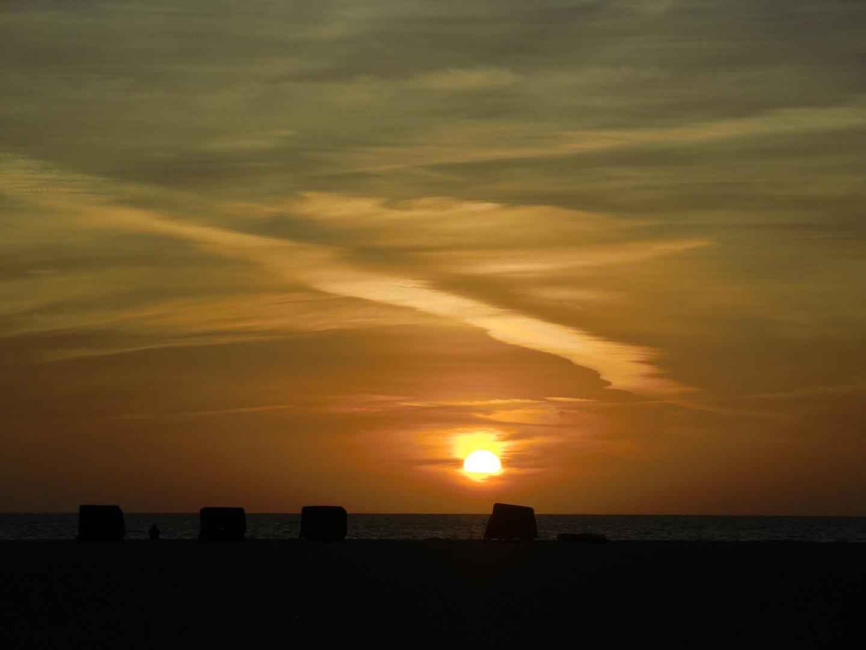 Sonnenuntergang Fort Myers