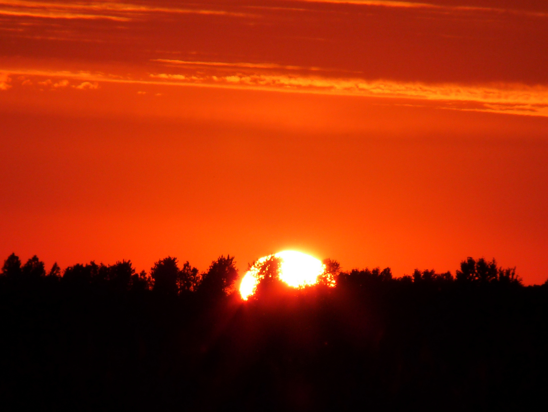 Sonnenuntergang Frechen