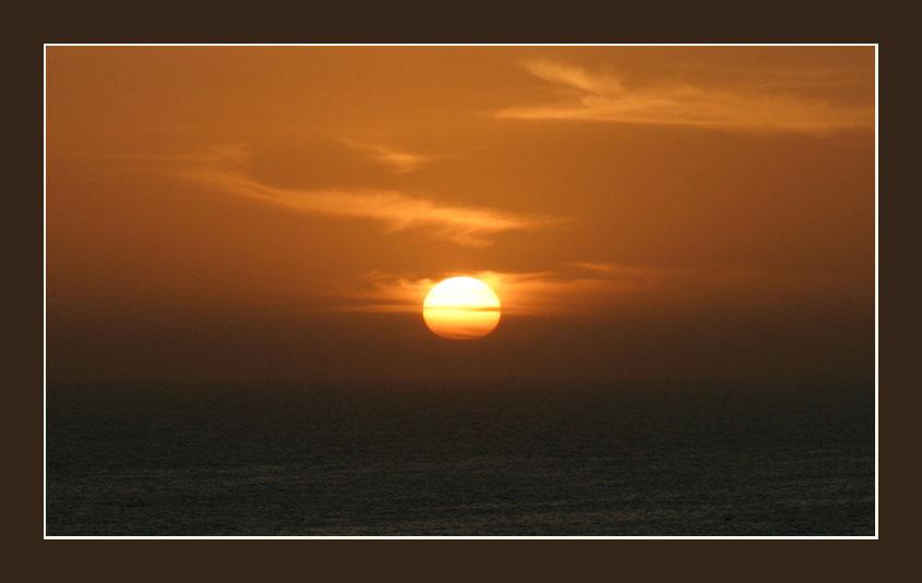 Sonnenuntergang Fuerteventura