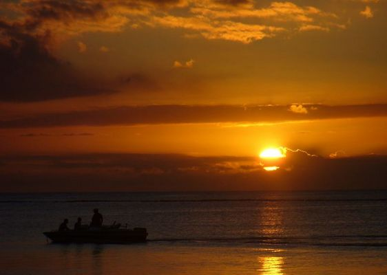 Sonnenuntergang... II