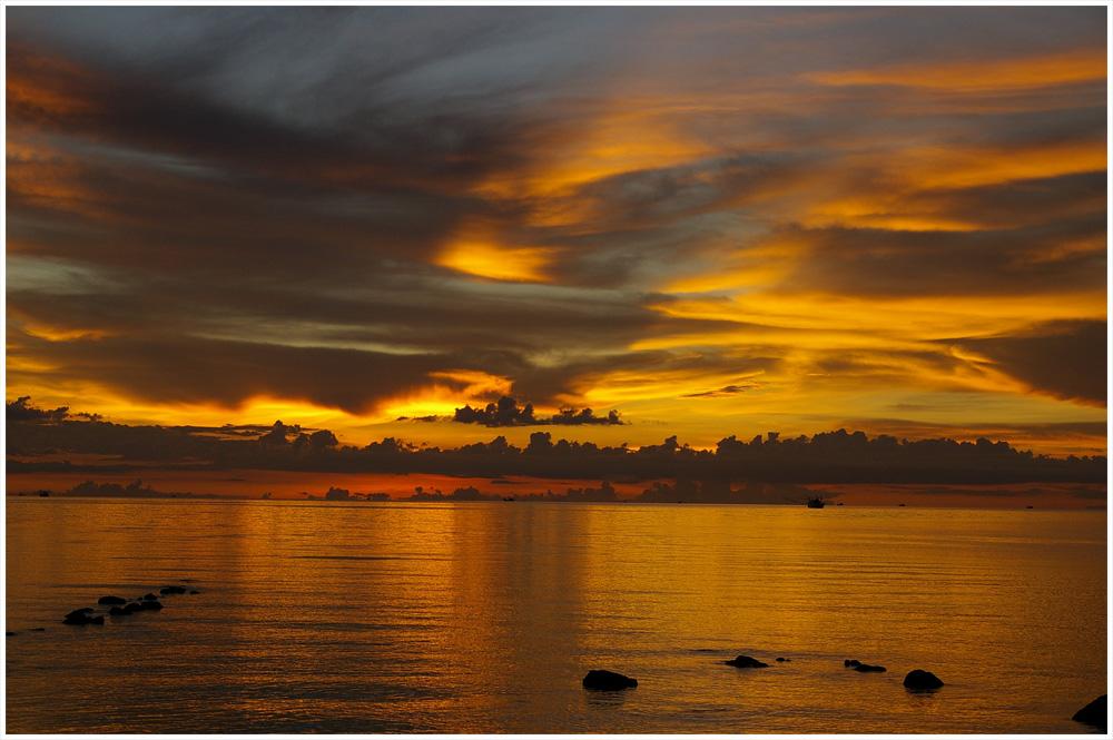 Sonnenuntergang im Paradies 2