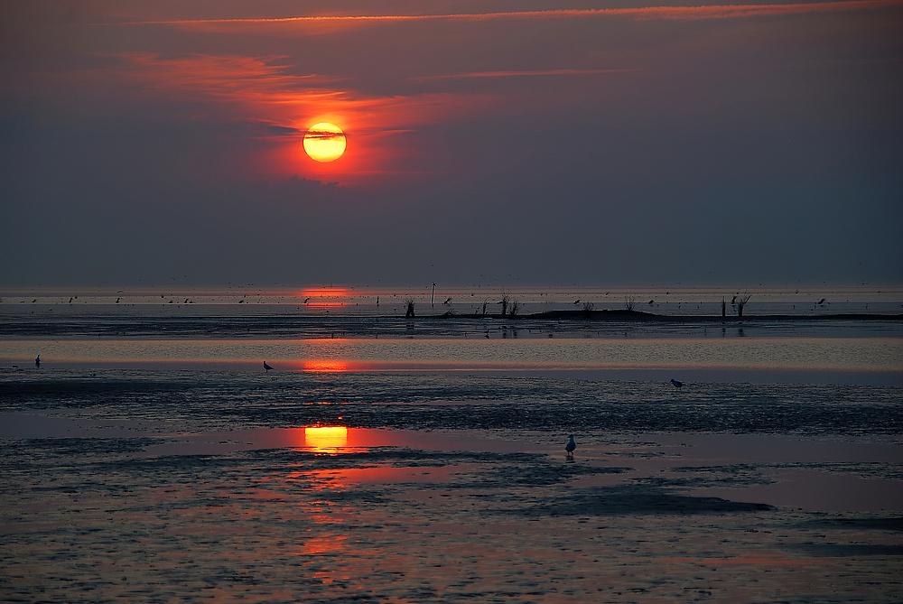 _Sonnenuntergang in.....