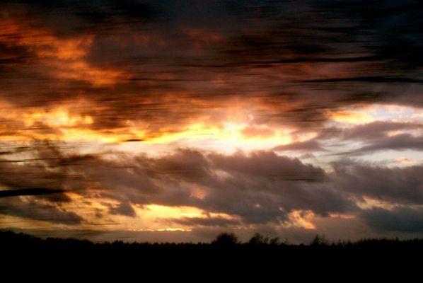 Sonnenuntergang in Bewegung.... [Reload]