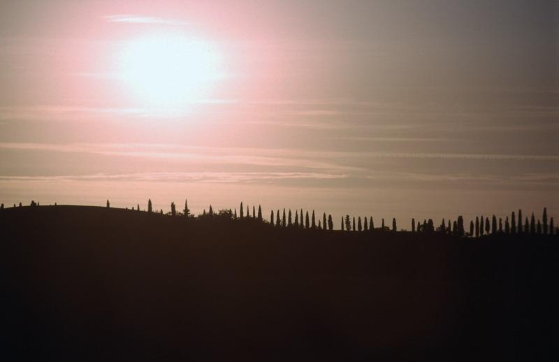 Sonnenuntergang in der Crete